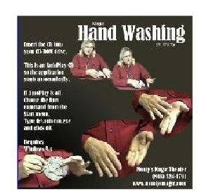 Hand Washing by Monty
