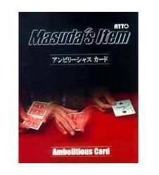 Ambelitious Card by Masuda