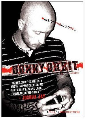 Inside The Head by Donny Orbit