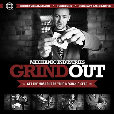 Grind Out by Mechanic Industries