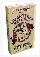 Quarterly Returns by David Eldridge