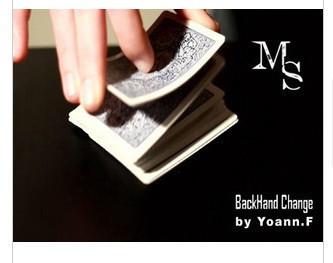 Backhand Change by Yoann.F