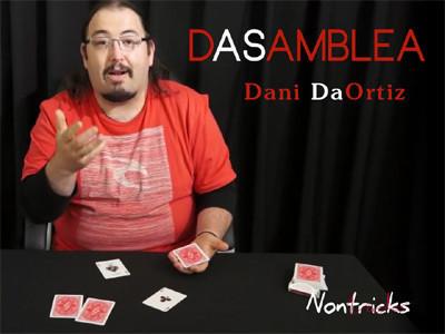 Dasamblea(Dassembly) by Dani DaOrtiz