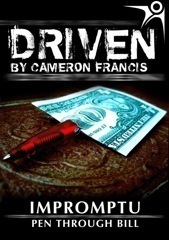 Driven by Cameron Francis