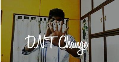 DNT Change by Aarsh Shah