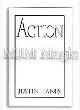 Action by Justin Hanes