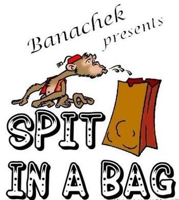Spit in a Bag by Banachek