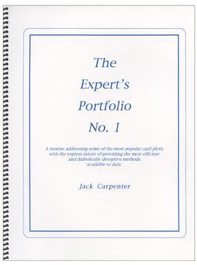 Expert's Portfolio by Jack Carpenter