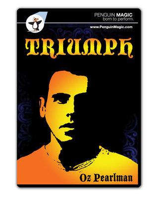 Triumph by Oz Pearlman