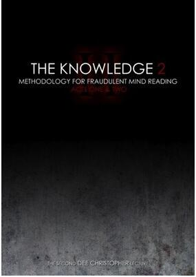 The Knowledge 1 and 2 by Dee Christopher