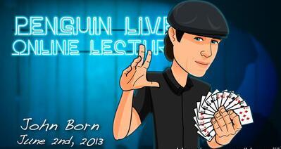 John Born LIVE Penguin LIVE