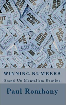 Winning Numbers by Paul Romhany