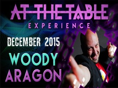 At the Table Live Lecture by Woody Aragon