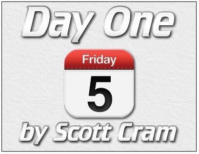 Day One by Scott Cram