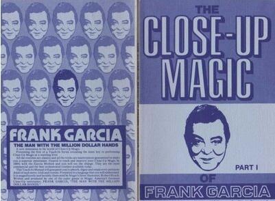 Close Up Magic by Frank Garcia