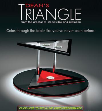 Dean's Triangle by Dean Dill