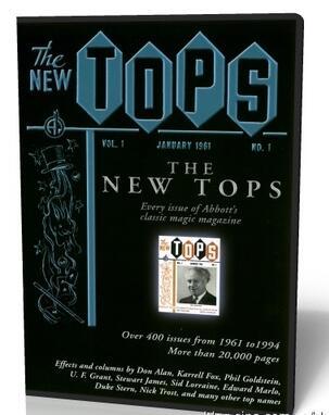 The New Tops VOL.1-34