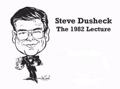Der 1982 Vortrag von Steve Dushek