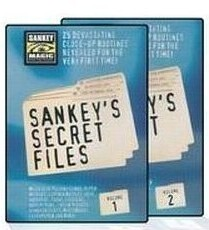 Secret Files by Jay Sankey
