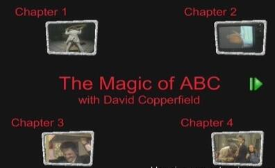 David Copperfield ABC show 1977