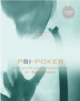 PSI Poker by Ben Harris