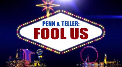 Penn and Teller  Fool Us S01E02