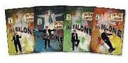 On The Loose by Bill Malone 4 Volume set