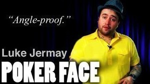 Poker Face by Luke Jermay