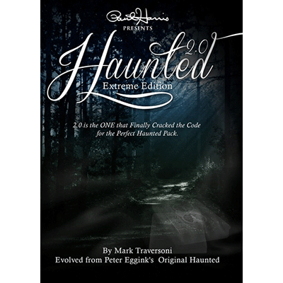 Haunted 2.0 by Peter Eggink and Paul Harris