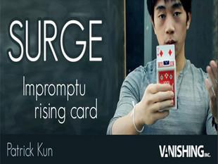 Surge by Patrick Kun