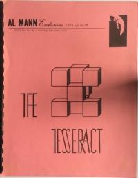 The Tesseract by Al Mann