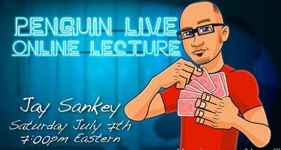Jay Sankey LIVE Penguin LIVE