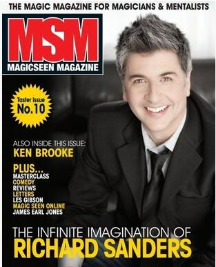 Magicseen Magazine #10