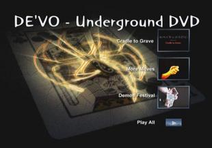 Underground by De'vo