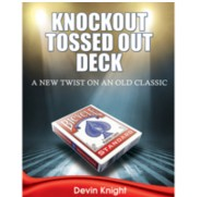 Knockout Tossed Out Deck by Devin Knight