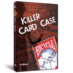 Killer Card Case by JP Vallarino &a Yuri Kaine