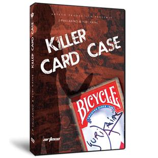Killer Card Case by JP Vallarino &a Yuri Kaine