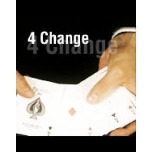 Ellusionist 4 Change by Valdemar Gestur