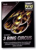 3 Ring Circus by Jay Sankey