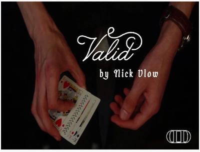 Valid by Nick Vlow