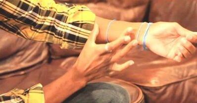 Armband by Marcus Eddie