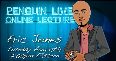 Eric Jones LIVE Penguin LIVE