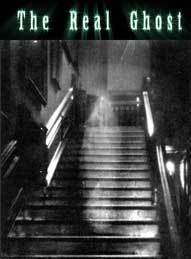 The Real Ghost by Christopher Taylor