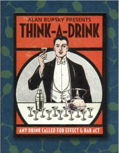 Think a Drink by Alan Bursky