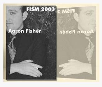 FISM 2003 by Aaron Fisher
