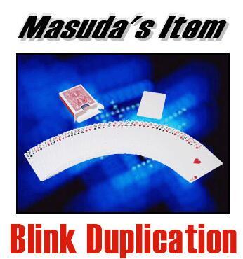 Blink Duplication by Katsuya Masuda