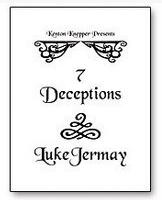 7 Deceptions by Luke Jermay