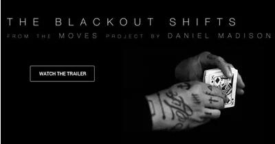 Blackout Shifts by Daniel Madison