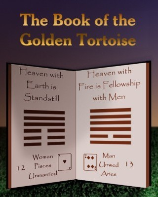 The Book of the Golden Tortoise by Bob Cassidy
