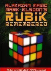 Rubik Remembered by Mark Elsdon